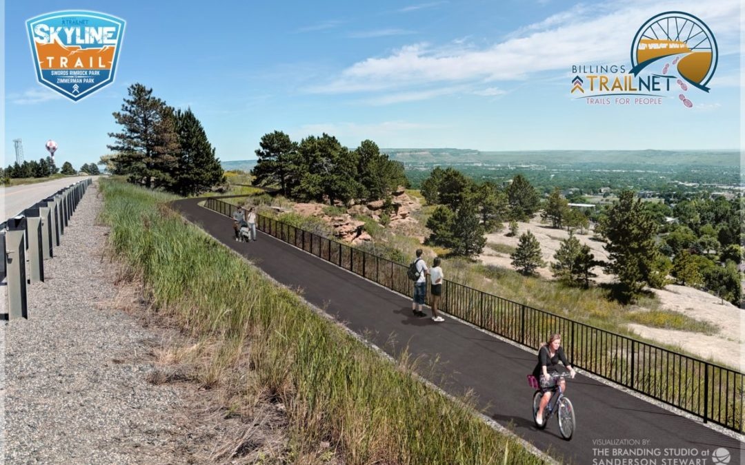 More updates about Skyline Trail