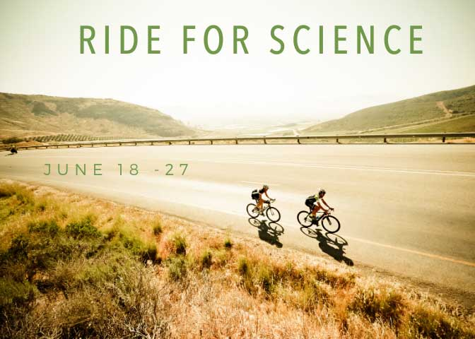 Want to help science while riding distance this summer?